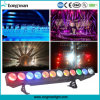 300W Rgbaw 5in1 LED PFEILER Blinder-Nachtklub bewirkt Beleuchtung