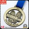 Персонализированное изготовленный на заказ медаль возможности 1000km идущее