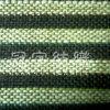 Fibres synthétiques de toile de lin 100% polyester pour la décoration d'utilisation