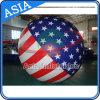 Festivals et fêtes gonflable volant ballon gonflable ballon d'hélium