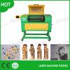 Mini grabadora láser para acrílico, plástico, madera, tela, papel, Granite-Rj5030