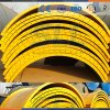 Легкие силосохранилища цемента перевозкы груза и установки 200t в частях