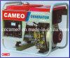 Do gerador Diesel portátil Diesel do gerador da fase monofásica de Cp6700t-4.2kw gerador Diesel silencioso do diesel da fase monofásica do gerador