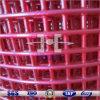 Tejido de poliuretano de malla de alambre recubierto de cuerda