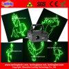 SD de la tarjeta de animación verde de la fiesta Disco Disco Luz láser