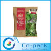 Salada de papel Bag de Plastic Laminated com Transparent Window