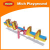 Ce Outdoor Seesaw voor Amusement Park