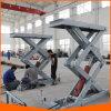 Levage hydraulique d'ascenseur de cargaison