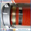 Qualitäts-großer Durchmesser Belüftung-Absaugung-Schlauch mit Kupplung