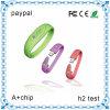Bunter Rubber Bracelet USB Flash Drive (bracelet-095)