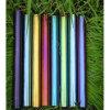 Ss201 Tubo de acero inoxidable de color a utilizar para crear muebles