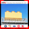 FRP große Kapazitäts-geöffneter Typ quadratischer Kühlturm (NST-1200H/M)