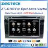 GPS無線TV 3GとのOpel Astraのための7インチのタッチ画面車DVD