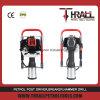 DPD-100 tornillo gas solo cilindro pile driver