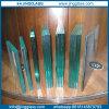太陽制御上塗を施してある反射ガラス低いEガラス