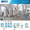 後流の6-8ton/H水処理システム