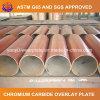 Affrontare tubo d'acciaio resistente all'uso per dragare