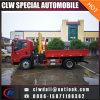 12 طن الصين شاحنة متحرّك يعلى مرفاع