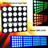 LEIDENE van Gbr Lichte RGB 3in1 Veelkleurige LEIDENE 25*30W Blindere Matrijs