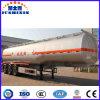3 ESSIEUX 50tonne de carburant à capacité semi-remorque-citerne avec ressort à lames