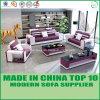 マイアミの家具のイタリアの革オフィスの木のソファーかSectionals