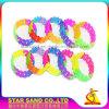Torsione di vendita calda Bracelt, nuovi Wristbands del silicone della treccia del silicone di disegno