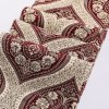 Tessuti del reticolo del Chenille del jacquard della tappezzeria del sofà del jacquard del Medio Oriente