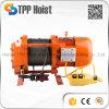 Дешевый электрический тип малый компактный электрический подъем ворота 1tons 220V 30m Kcd веревочки провода