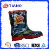 Новые ботинки дождя PVC способа для детей/мальчиков (TNK70011)