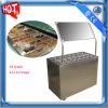 Gekühlte gefrorener Joghurt-Spitze-Maschine SD-201