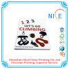 Libro duro della scheda del libro di bambini del coperchio del fornitore della Cina