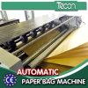 Indústria de Papel Bag Faça Máquinas com Controlo Automático