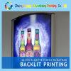 Transparency fait sur commande Duratrans Printing pour Advertizing Promotion