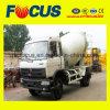 販売のための具体的なポンプトラックの具体的なミキサーの賃借りの具体的なミキサー