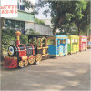 Поезд горячей игрушки детей оборудования спортивной площадки сбывания Trackless для парка атракционов (TL05)