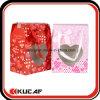 El papel plegado personalizado dulces de boda Caja de regalo
