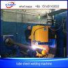 3 CNC van de as de Snijder van de Pijp van het Plasma, de Scherpe Machine van de Pijp van het Staal