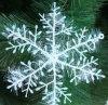 Qualitäts-Weihnachtsdekoration-Schneeflocke