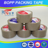 Anhaftendes Verpackungs-Band der Brown-Karton-Dichtungs-BOPP