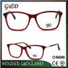 Volle Rahmen-Azetat-Schauspiel Eyewear Brille-optischer Rahmen