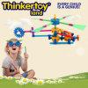 De Helikopter van Themed van het Stuk speelgoed van de dynamische en Bouw van Machines