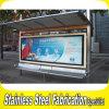 Keenhaiの専門のカスタム商業ステンレス鋼のバス待合所