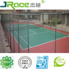 Boa corte de tênis da resistência desgastando (padrão de ITF)