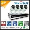 IP Camera Kit/NVR Caso di 4PCS IR