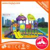 Plastiksprung-Mitfahrer-Spielzeug-Kindergarten-im Freienspielplatz