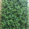 [أوف] مقاومة سلع معمّرة [فيربرووف] اصطناعيّة عشب ورقة سياج سياج اللون الأخضر جدار شاشة عزلة شاقوليّة حديقة تمويه معمل