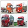 De Vrachtwagens van de Aanhangwagen van Shacman van de Technologie van de Mens van Duitsland 6X4
