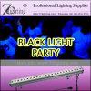 Iluminación ULTRAVIOLETA ULTRAVIOLETA de la barra de la arandela DMX 24X3w LED de la pared del estroboscópico estático LED