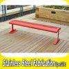 Keenhai Staninlessの鋼鉄屋外の庭の余暇のベンチ