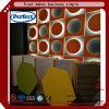 Comitato di parete acustico della fibra di poliestere per la decorazione